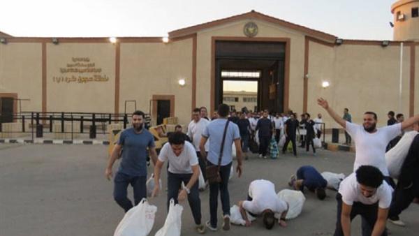 عفو رئاسي حرب 6 أكتوبر 2019 مصلحة السجون اسماء 403 سجين من شملهم العفو الرئاسي بمناسبة حرب 6 اكتوبر