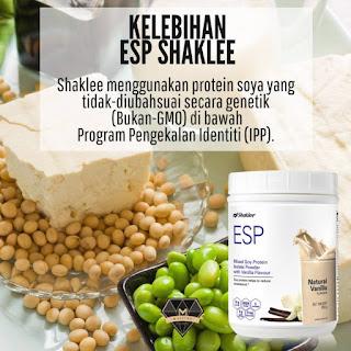 Kelebihan ESP Shaklee