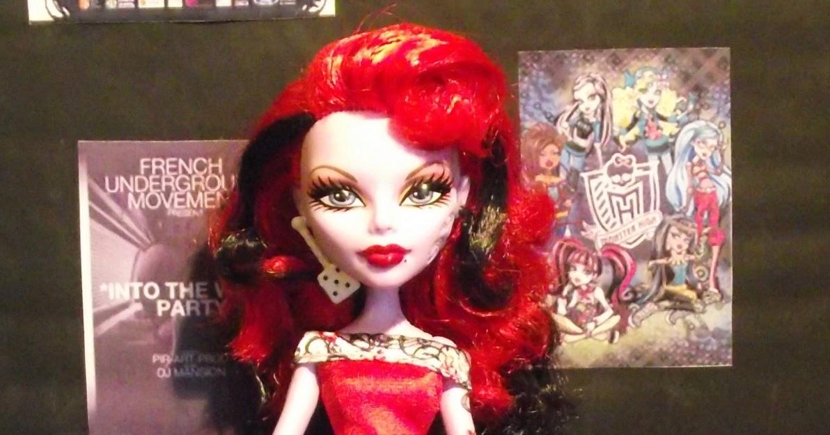 Operetta Dot Dead Gorgeous Les poupées de Kr...