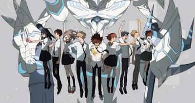 Digimon Adventure tri. 6: Bokura no Mirai BD