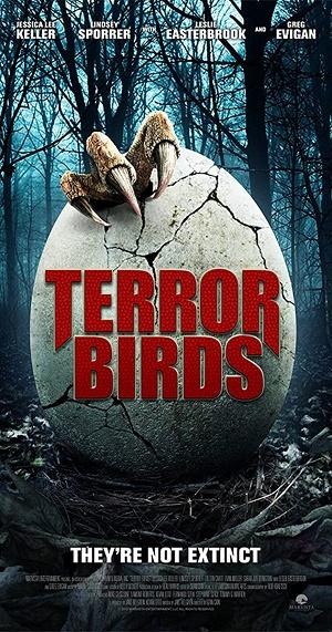 Terror Birds 2016 Dual Audio 720p WEBRip