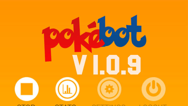 PokeBot Android 1.0.9 Apk New Version