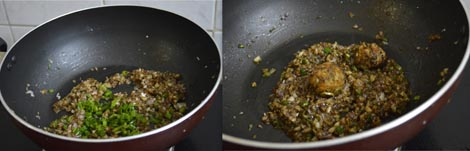 how to make dry veg manchurian