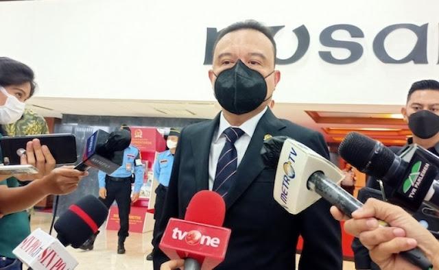 Jawaban Sufmi Dasco Ahmad yang Dikabarkan akan Menggeser Posisi Mahfud MD