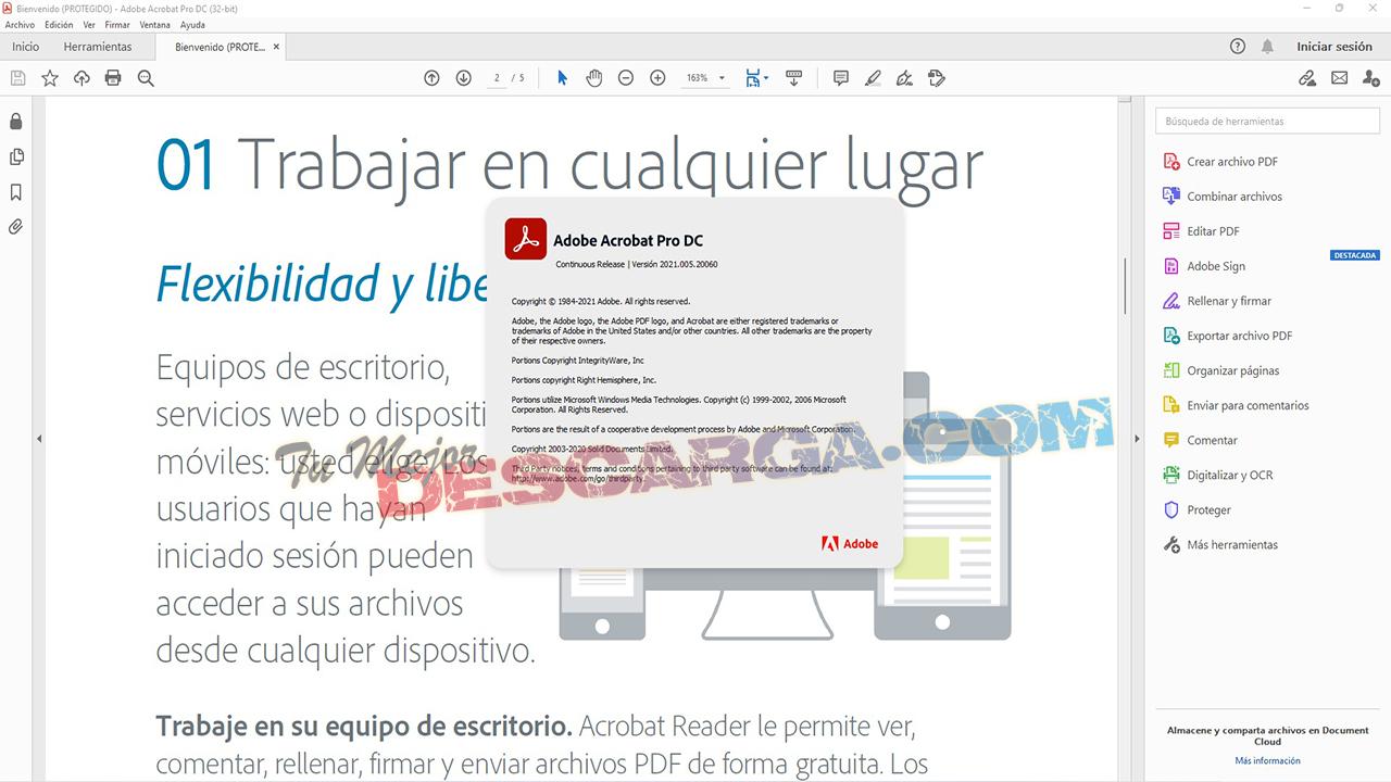 Adobe Acrobat 3