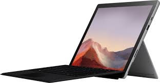 Surface Pro 7: Laptop