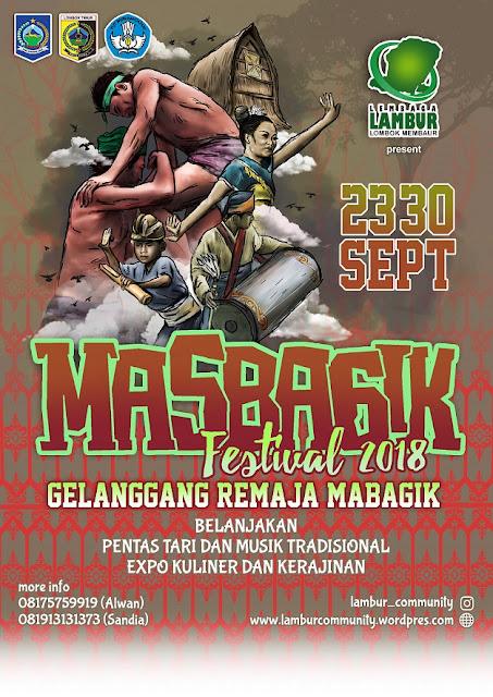 Masbagik Festival 2018