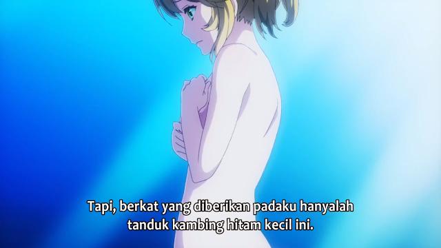 Isekai Shokudou Episode 01 Subtitle Indonesia