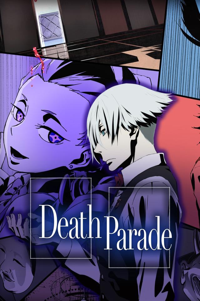 Death Parade |12/12| |Sub. Español| |Mega|