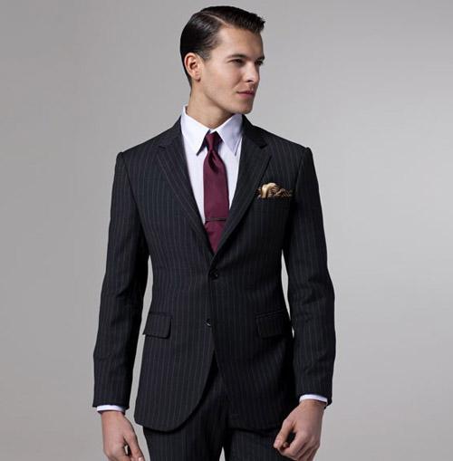Sự đẳng cấp sang trọng với bộ vest theo phong cách ý