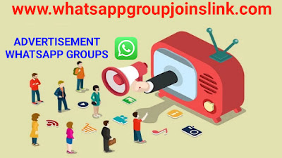 Advertising WhatsApp Group Joins Link