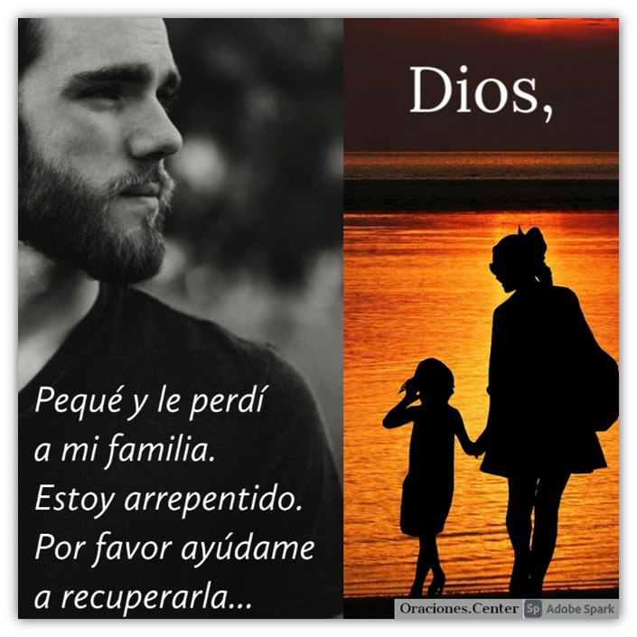 Padre Nuestro - Oración para Recuperar a mi Esposa y mi Familia