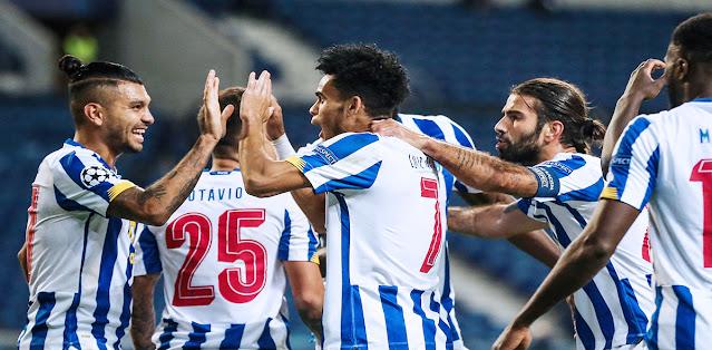 Porto vs Olympique Marseille – Highlights