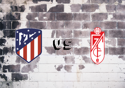 Atlético Madrid vs Granada  Resumen
