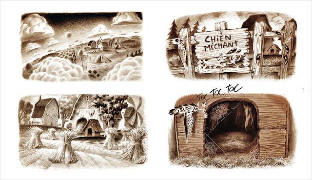 """page de """"BUCK T1"""" de Adrien Demont chez soleil"""