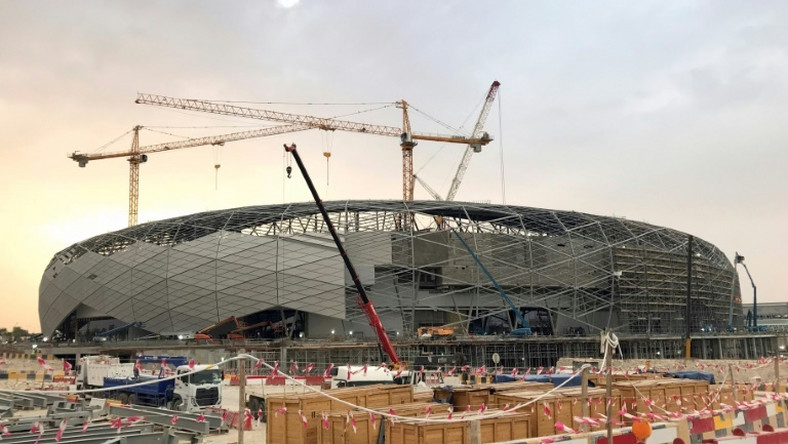 Qatar virtually unveils World Cup venue