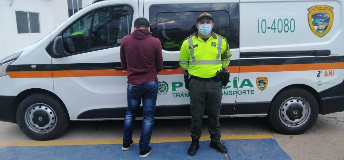 hoyennoticia.com, Por acceso carnal abusivo capturan hombre cerca de Bsconia