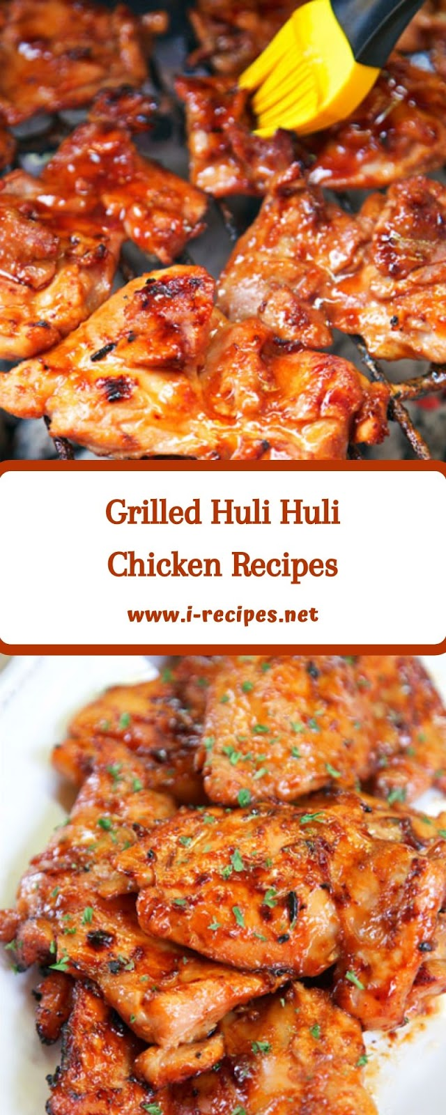 Grilled Huli Huli Chicken Recipes