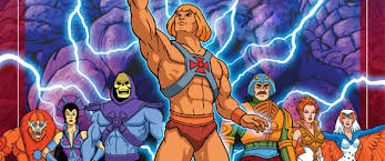 Film kartun He-man - Nostalgia era 80
