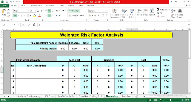 Weighted Risk Factor Analysis