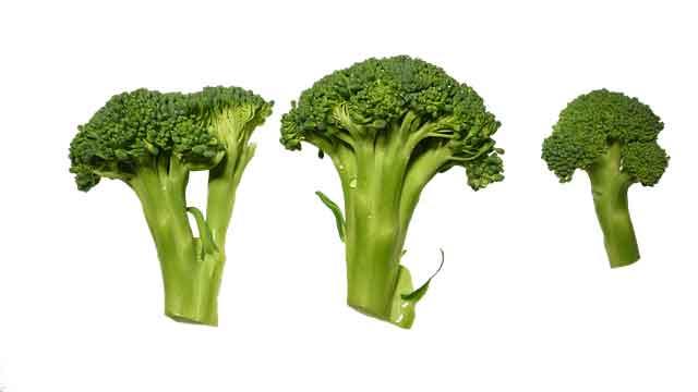 Brokoli jangan dimakan mentah