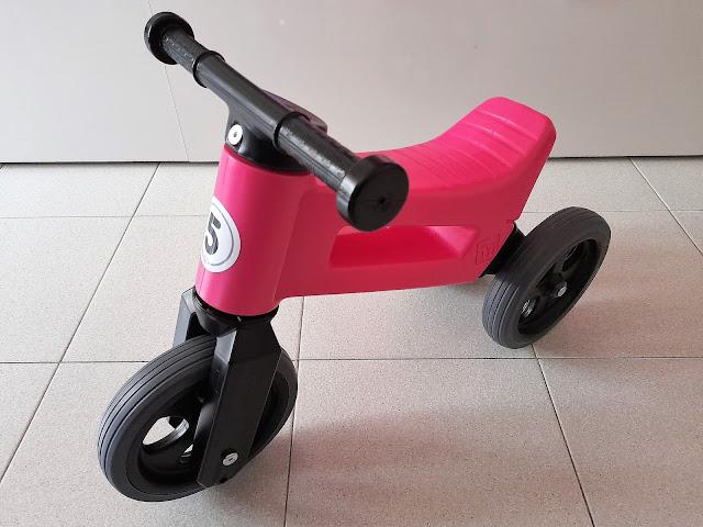 Funny wheels
