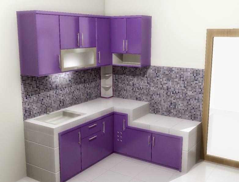 50 Desain Dapur Minimalis Terbaru 2018 - Model Desain ...