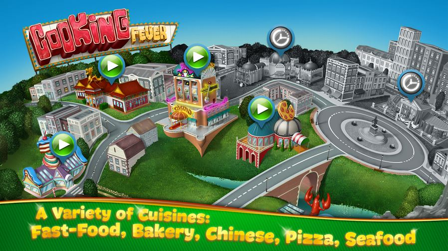 download Cooking Fever MOD APK 7.0.1 [Unlimited Money] Terbaru 2020 2
