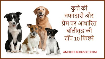 कुत्ते की फिल्म - 10 बॉलीवुड फिल्मे जो कुत्ते की वफादारी दिखाती है