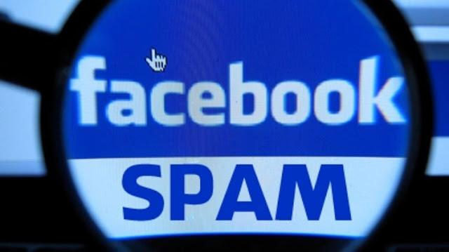 Pasang Anti Spam FB