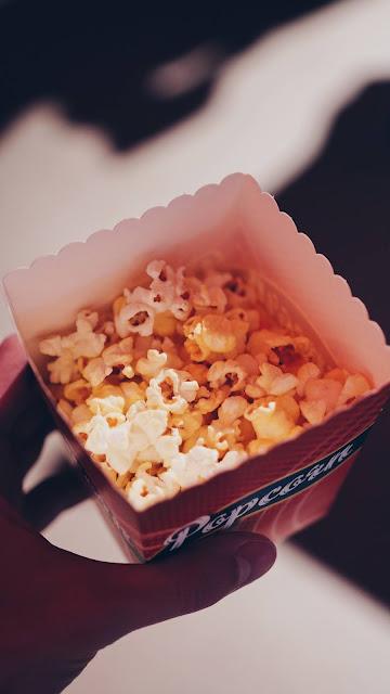 popcorn Photo by Linus Mimietz on Unsplash