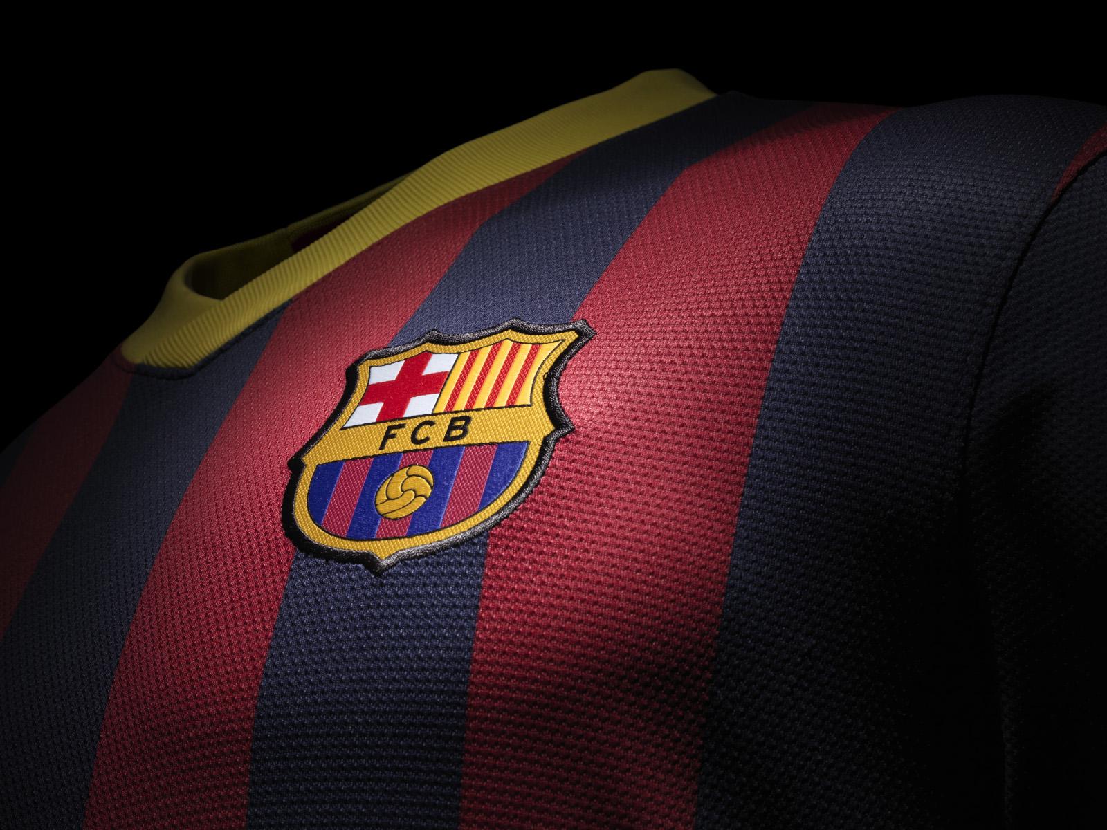 Barcelona Fc: FC Barcelona 13/14 Home + Away Kits Released + Third Kit
