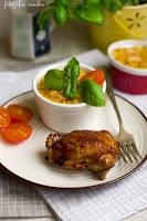 (Pikantny kurczak