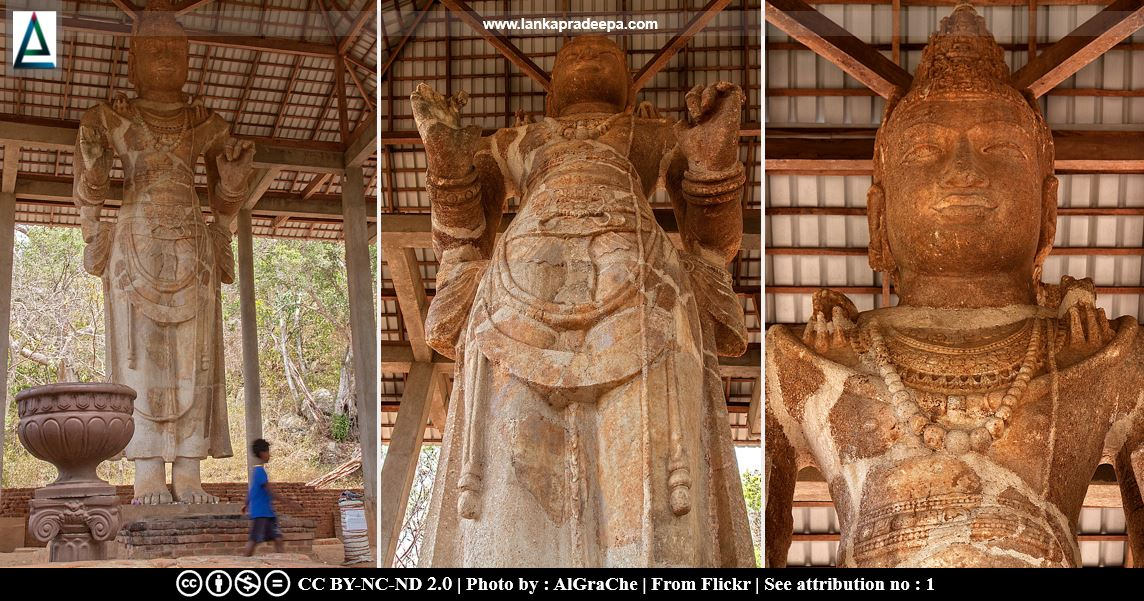 Dambegoda Bodhisattva Statue