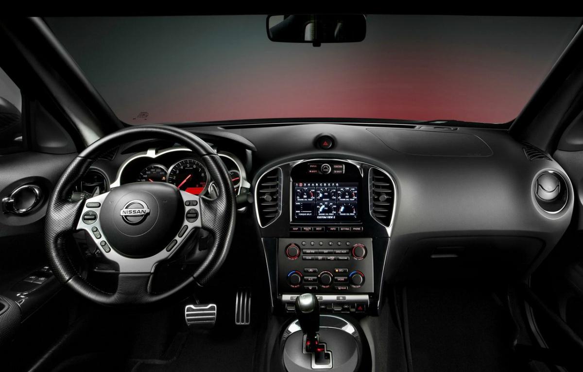 Nissan Altima Interior >> Nissan juke R