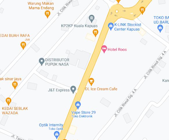 J & T Kuala Kapuas