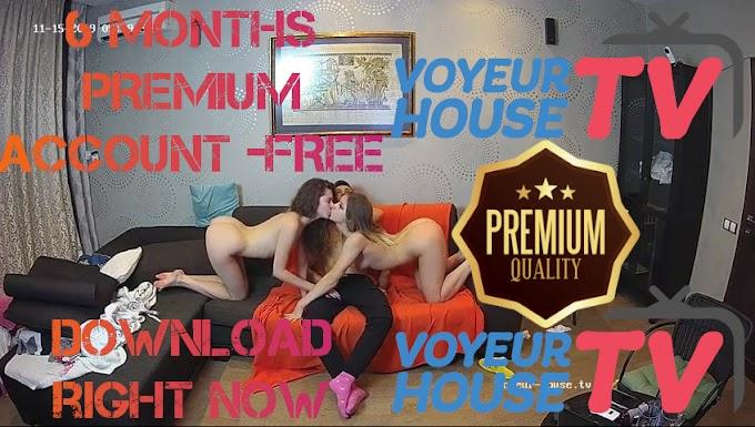 Voyeur House TV - 6 Months Premium Account - FREE