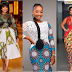 Plain And Pattern Ankara Styles -Top Latest Plain And Pattern Ankara Styles