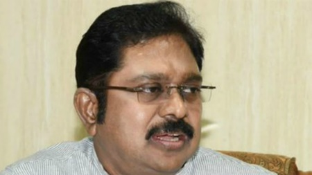TTV Dinakaran to appear before Delhi Police for Day 3 Interrogation