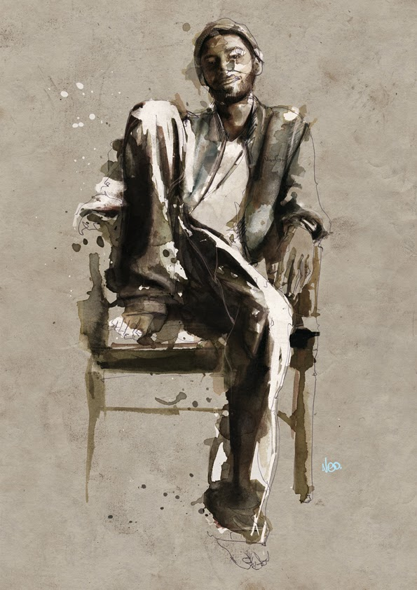 20-Ali-Florian-Nicolle-neo-Portrait-Paintings-focused-on-Expressions-www-designstack-co