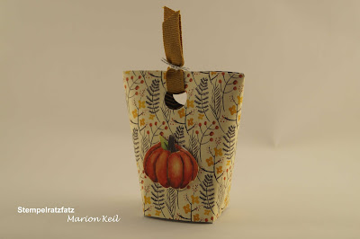 Box in a bag Herbst mit Stampin´ Up!