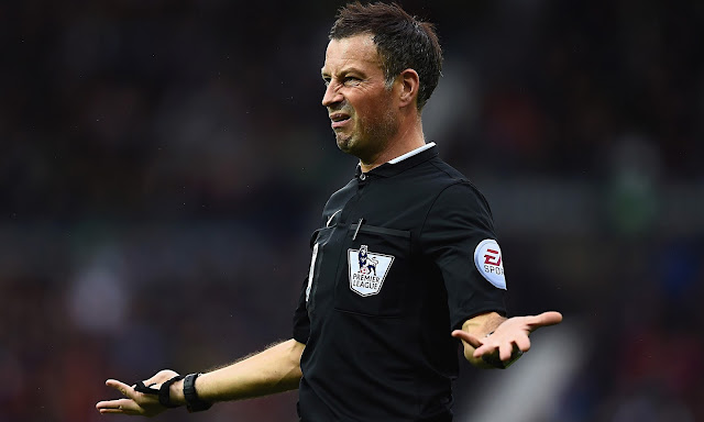 English match official Mark Clattenburg chosen to referee Champions League final