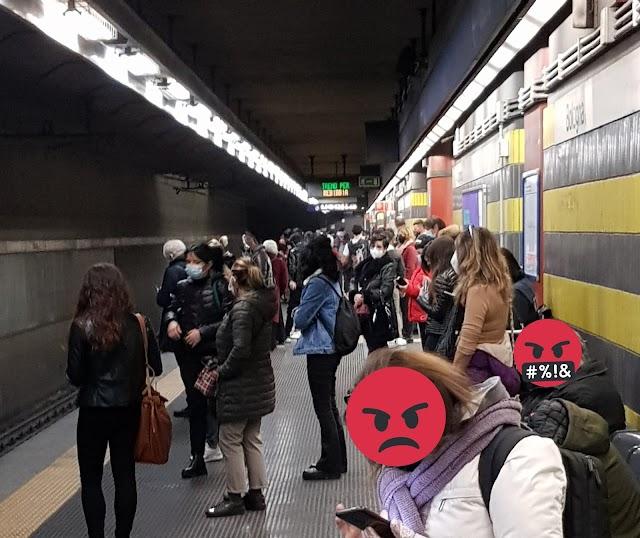 Metro B: è solo un problema di percezione
