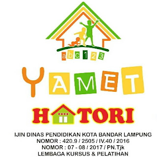 YAMET HATORI KIDS EDU CENTER LAMPUNG