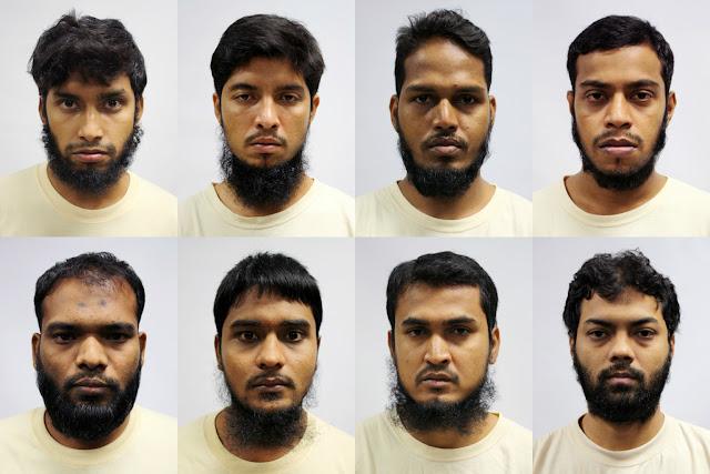 Bengali Terrorist Singapore