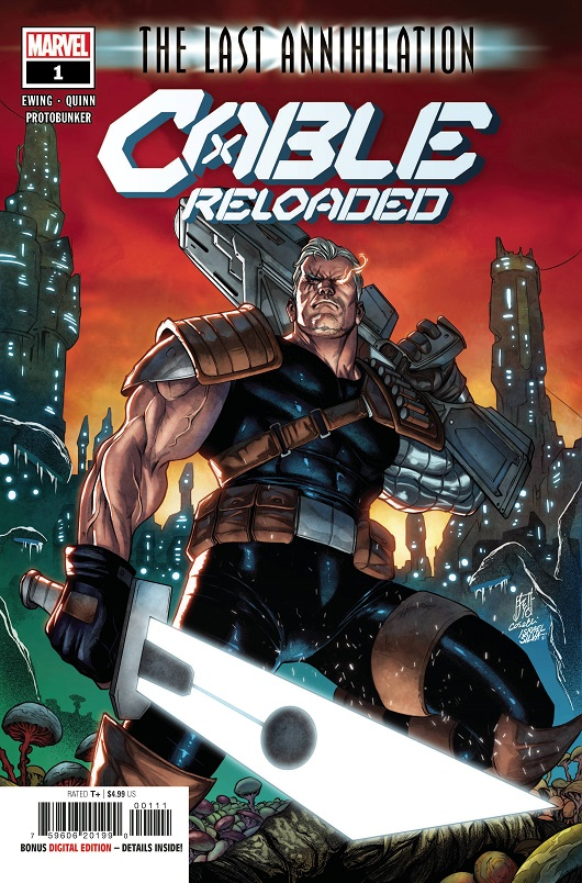 Cable Reloaded #1