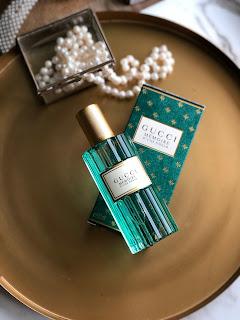 Покупки января: Aesop, Gucci & Curaprox.
