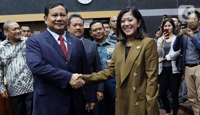 Menhan Prabowo: Konsep Pertahanan Kita adalah Kekuatan Rakyat