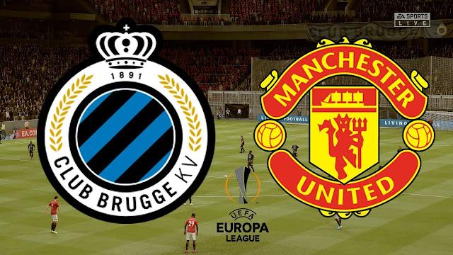 موعد مباراة كلوب بروج ومانشستر يونايتد بث مباشر بتاريخ 20-02-2020 الدوري الأوروبي