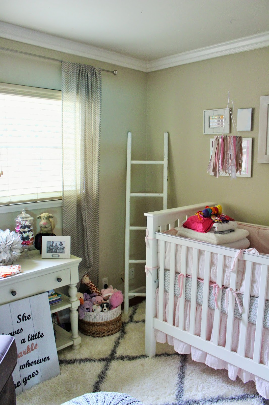 Nursery Reveal Happily Ever Parker